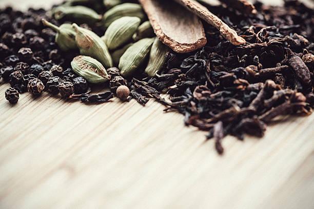 la infusion de rooibos con chai