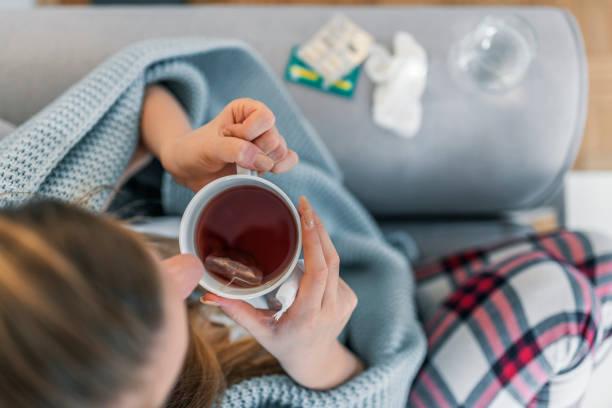 el te de rooibos rojo con vainilla