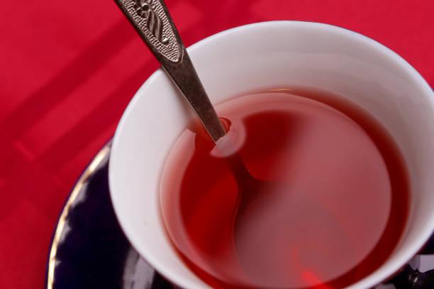 el té rojo de rooibos