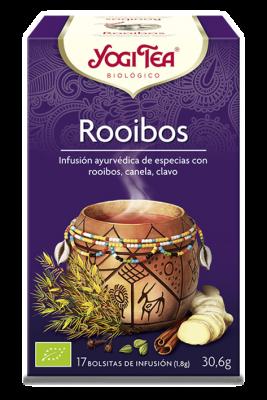 infusion de rooibos yogi tea